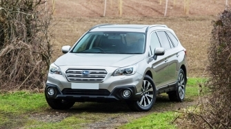 Danh gia uu nhuoc diem xe Subaru Outback 2017-2018 tai Viet Nam