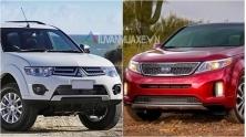 Lua chon xe SUV 7 cho tam gia 700-800 trieu dong