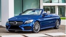 Chi tiet xe Mercedes C200 Cabriolet 2018 tai Viet Nam