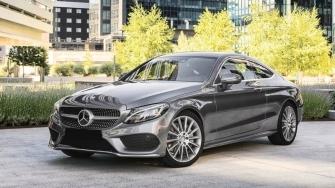Chi tiet xe Mercedes C300 Coupe 2018 tai Viet Nam