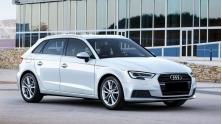 Gia ban xe Audi A3 Sportback 2018 tai Viet Nam tu 1,6 ty dong