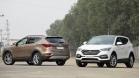 Hyundai SantaFe 2017 khuyen mai giam gia den 230 trieu dong