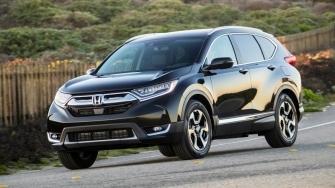 Nhung diem moi tren Honda CR-V 7 cho 2018 tai Viet Nam