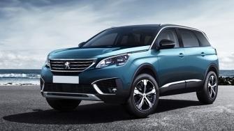 SUV 7 cho Peugeot 5008 2018 hoan toan moi tai Viet Nam