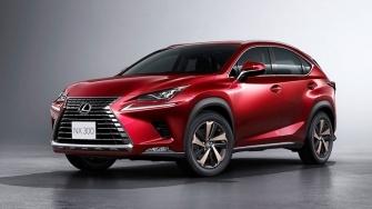 Lexus NX 300 2018 tai Viet Nam co gia ban 2,439 ty dong