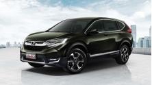 Honda CR-V 2018 ban 7 cho hoan toan moi tai Viet Nam