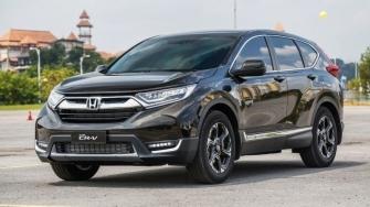 Thong so ky thuat va trang bi Honda CR-V 7 cho 2018 tai Viet Nam