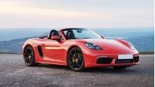 Gia xe Porsche 718 mui tran - Porsche Boxster 2018 tai Viet Nam