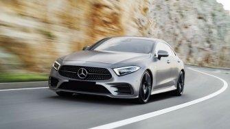 Mercedes CLS 2018 - Coupe 4 cua thiet ke moi, nhieu cong nghe