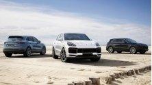 Gia xe Porsche Cayenne 2018 tai Viet Nam