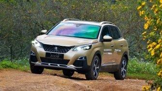 Peugeot 3008 2018 ALL NEW duoc lap rap tai Viet Nam