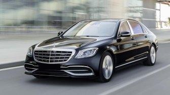 Gia xe Mercedes-Maybach S-Class 2018 tai Viet Nam - S450, S560, S650