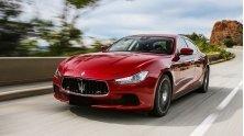 Chi tiet xe Maserati Ghibli 2018 dang ban tai Viet Nam