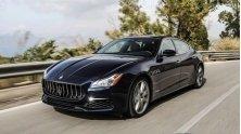 Chi tiet xe Maserati Quattroporte 2018 dang ban tai Viet Nam