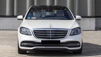 Chi tiet Mercedes S-Class 2018 phien ban moi dang ban tai Viet Nam