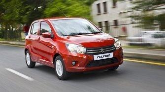 Suzuki Celerio 2018 chinh thuc ban tai Viet Nam, gia 359 trieu dong