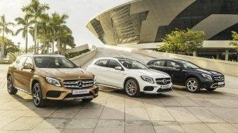 Chi tiet xe Mercedes GLA 2018 dang ban tai Viet Nam