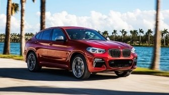Chi tiet xe BMW X4 2019 the he hoan toan moi