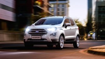 Gia ban chinh thuc xe Ford EcoSport 2018 tai Viet Nam, tu 545 trieu dong