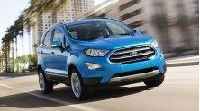 Chi tiet phien ban Ford EcoSport Titanium 1.0L EcoBoost 2018