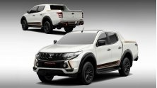 Mitsubishi Triton Athlete 4x2AT 2018 co gia 746 trieu tai Viet Nam