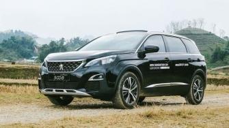 Danh gia uu nhuoc diem xe Peugeot 5008 2018 tai Viet Nam