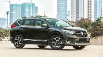 Danh gia uu nhuoc diem xe Honda CR-V 7 cho 2018 tai Viet Nam