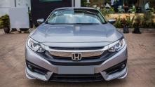 Chi tiet trang bi tren xe Honda Civic 1.8E 2018 tai Viet Nam