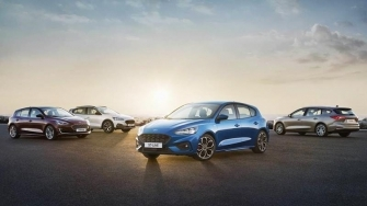 Ford Focus 2019 the he hoan toan moi