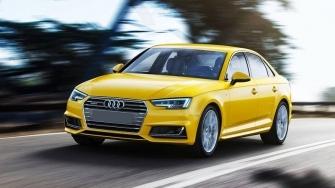 Chi tiet xe Audi A4 2018 dang ban tai Viet Nam