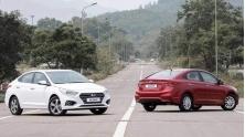 So sanh trang bi Hyundai Accent 2018 ban 1.4AT thuong va dac biet