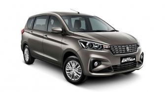 Xe MPV 7 cho Suzuki Ertiga 2019 the he moi
