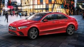 Mercedes A-Class Sedan 2019 hoan toan moi