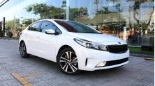 Chi tiet KIA Cerato 2018 phien ban 1.6MT so san cho xe dich vu