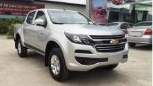 Chi tiet Chevrolet Colorado 2.5L 4x2 AT LT 2018 so tu dong, 1 cau