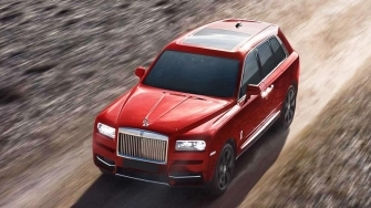 Chi tiet SUV sieu sang Rolls-Royce Cullinan 2019 hoan toan moi