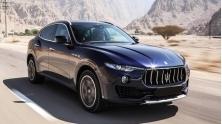 Gia xe Maserati Levante 2018 tai Viet Nam - Levante va Levante S