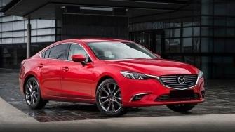 Gia xe Mazda 6 2018 tai Viet Nam - Mazda6 2.0L va Mazda6 2.5L