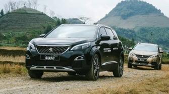 Gia xe Peugeot 5008 2018 tai Viet Nam - SUV 7 cho cua Phap
