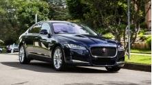 Gia xe Jaguar XF 2018 tai Viet Nam - Pure, Prestige va Portfolio