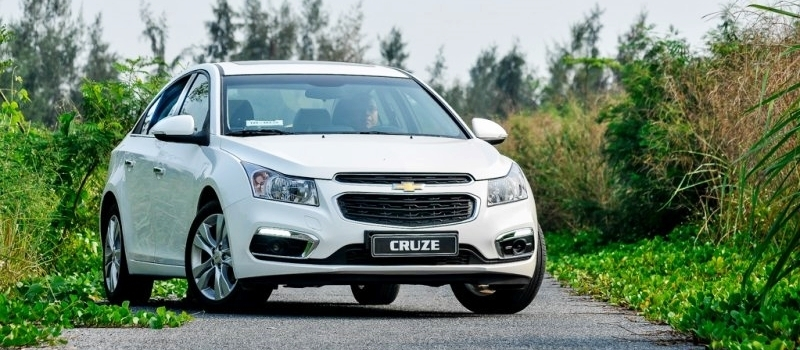 Uu va nhuoc diem cua Chevrolet Cruze 2015 - 2016