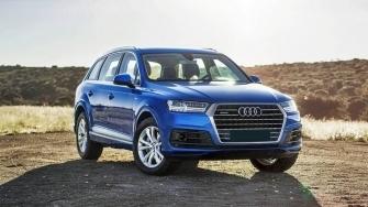 Gia xe Audi Q7 2018 tai Viet Nam - Q7 2.0 TFSI va Q7 3.0 TFSI