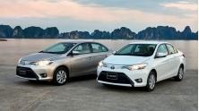 Gia xe Toyota Vios 2018 tai Viet Nam - 1.5E MT, 1.5E CVT, 1.5G CVT
