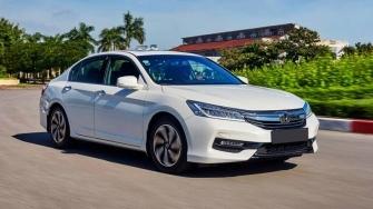 Gia xe Honda Accord 2018 tai Viet Nam - Sedan hang D nhap Thai