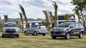 Gia xe Toyota Innova 2018 tai Viet Nam - 2.0E, 2.0G, 2.0V va Venturer