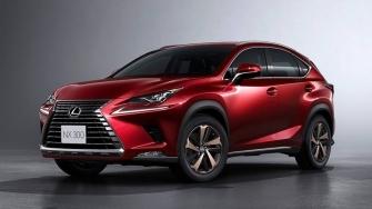 Gia xe Lexus NX 2018 tai Viet Nam - phien ban NX 300 moi