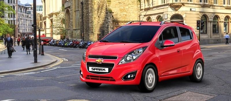 Uu va nhuoc diem cua Chevrolet Spark 2015 - 2016