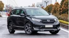 Gia xe Honda CR-V 2018 tai Viet Nam - 1.5E, 1.5G va 1.5L