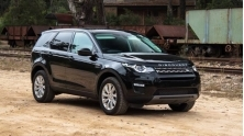 Gia xe Land Rover Discovery Sport 2018 tai Viet Nam - SE, HSE va HSE Lux