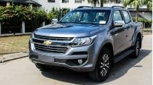 Gia xe Chevrolet Colorado 2018 tai Viet Nam - LT 2.5, LTZ 2.8, High Country